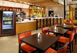 The Bistro, Courtyard by Marriott Cleveland University Circle, Cleveland