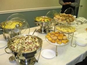 Family Special, Bon A Rose Catering Company, New Hudson
