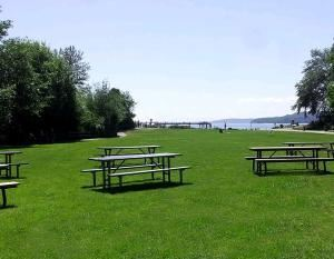 Beach Park Picnic Shelter, City Of Des Moines - Beach Park Event Center, Seattle