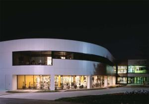 PERC - Physical Education and Recreation Center, Manchester University, North Manchester