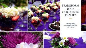 Captivating Moments Event Planning & Management, Tracy