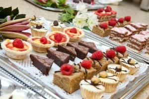 Sandwich Buffet, Chill Catering And Event Center - ME — More desserts