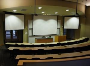 Science Center - Flory Auditorium, Manchester University, North Manchester