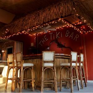 Tiki Bar, A And M Gardens, Azle