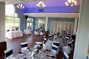 Banquet Room, Cypress Point Country Club, Virginia Beach