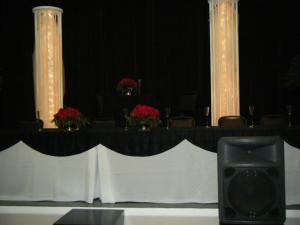 Venue 100 Reception Package, The Venue, Travelers Rest