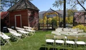 Small Weddings, Prospect Hill Inn/Pavilion Room & Garden, Boone