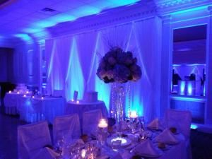 Premier Entertainment, Bohemia — Wedding Backdrops, Wedding Lighting NY
