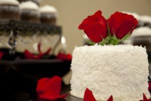 Monticello, Holiday Inn Chandler, Chandler — Wedding Display