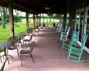 Front Porch, The Winery At Bull Run, Centreville