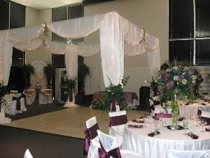 Weekday Evening Rental From $225 - 4:00 p.m. - midnight, Winter Haven Garden Center, Winter Haven — Plenty of room to set up your dream event!