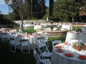 Wedding Rental, Rancho Buena Vista Adobe, Vista