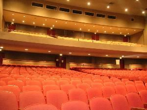 Campus Center Auditorium, Bridgewater State College Conference and Event Services, Bridgewater
