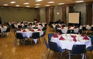 Campus Center Ballroom, Bridgewater State College Conference and Event Services, Bridgewater