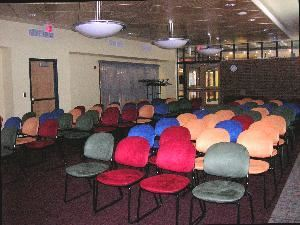 Heritage Room, Bridgewater State College Conference and Event Services, Bridgewater