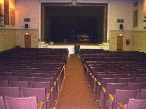 Horace Mann Auditorium, Bridgewater State College Conference and Event Services, Bridgewater