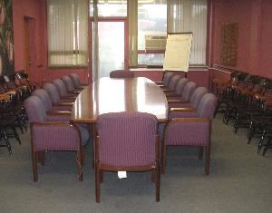 Plymouth County Room, Bridgewater State College Conference and Event Services, Bridgewater