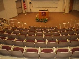 Moakley Auditorium, Bridgewater State College Conference and Event Services, Bridgewater