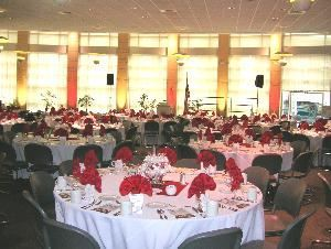 East Campus Commons Main Dining Room, Bridgewater State College Conference and Event Services, Bridgewater