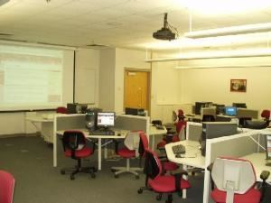 Computer Labs, Bridgewater State College Conference and Event Services, Bridgewater