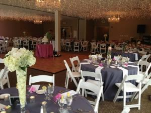 Entire Ballroom, Bloomington Country Club, Bloomington