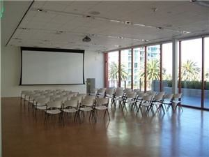 Berglund Room only, MCASD Downtown, San Diego