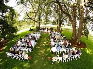 Wedding Rates Start At $1750, Postlewait's Country Weddings, Canby