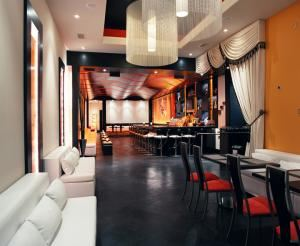 "Entire Facility, Bandar Restaurant, San Diego — Interior ""B-Lounge"""