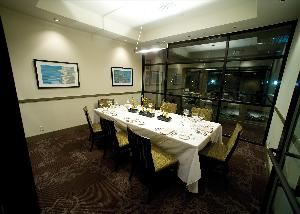 Altitude Private Dining Room, The Resort At The Mountain, Welches — Ideal venue for intimate (8) special occasion dining.