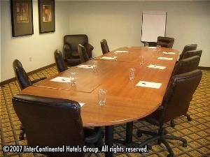 Meeting Room, Candlewood Suites - Williamsport, Williamsport — Meeting room holds up to 25 people.
