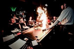 Shinto Japanese Steakhouse and Sushi Lounge, Naperville