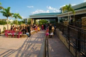 Garden Terrace, Mainsail Conference & Events Center Tampa, Tampa