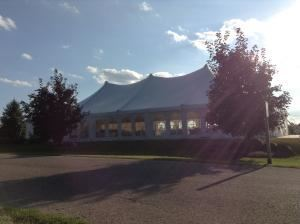 Events Marquee, Stone Willow Inn, St Marys