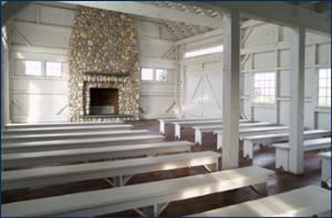 Boathouse Chapel, Bonnet Island Estate, Manahawkin — Boathouse Chapel