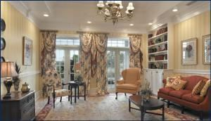 Parlor, Bonnet Island Estate, Manahawkin