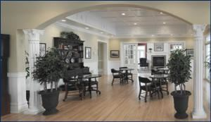 Great Room, Bonnet Island Estate, Manahawkin — Great Room