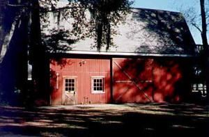 Red Barn, Oak K Farm, Lakeland