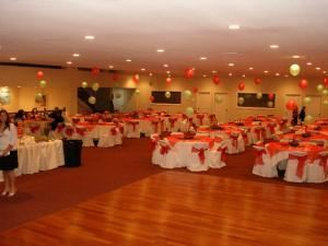 Granada Hills CIS hall, Bella Donna Banquets & Catering, Northridge