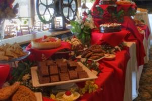 The Sergeant's Buffet, 94th Aero Squadron Restaurant, Columbus — Buffet