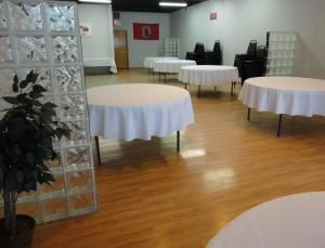 The Buckeye Room at Hamilton Square Plaza, Crossroads Wedding And Events, Columbus