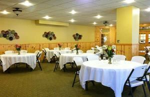 Banquet Facility, Bug-Bee Hive Resort, Paynesville