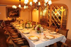 Brunch Buffet, Deering Bay Yacht & Country Club, Miami — Have a private dinner for 14 people in our Wine Cellar