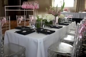 Theme Buffets from $43 per person, Deering Bay Yacht & Country Club, Miami — Ballerina 4 year old Birthday