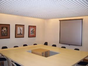 Conference Room, Winter Park Public Library, Winter Park — This room is ideal for small groups on tight budgets.