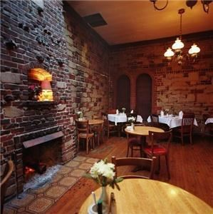 Fireplace Room, Le Bateau Ivre Cafe, Berkeley
