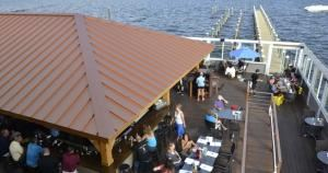 Waterfront Bar, Waters Edge, Bayville