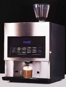 AB Caffe Services, Agoura Hills — Aroma 5500 Super Automatic Espresso Machine