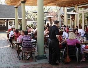 The Patio, Stage House Tavern, Scotch Plains