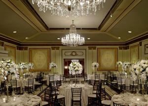 Grand Wedding Package from $195, Sir Francis Drake, San Francisco