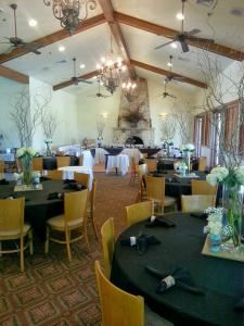 Banquet Hall, River Crossing Club, Spring Branch